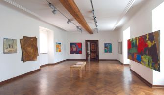 A collection of Slovenian contemporary art Gorenje, the fourth area