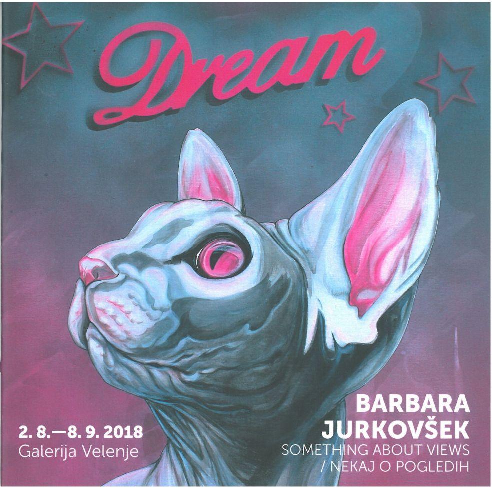 Dream, 2018, mešana tehnika