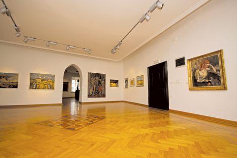 Zbirka Slovenske sodobne umetnosti Gorenje, I. prostor