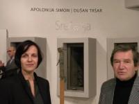Apolonija Simon in Dušan Tršar