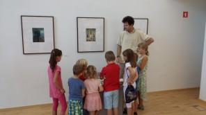 Pravljična ura - Galerijske sobotnice