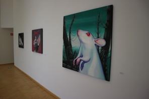 Družinska urica - Živalski portreti