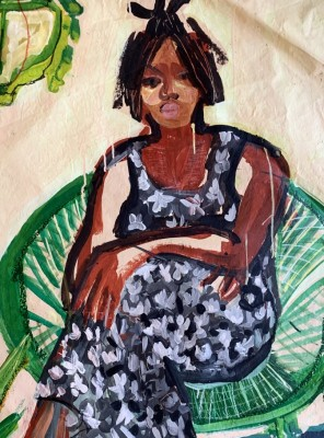 Obrazi Gane - delavnica za odrasle