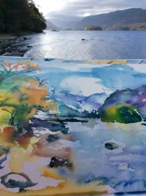 Jezerske slikarije
