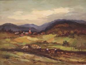 Naprej v preteklost: Slovenija skozi oči slikarjev