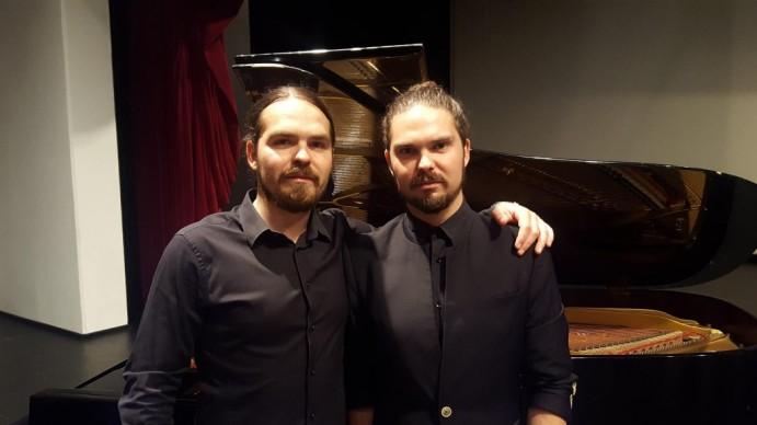 Koncert klasične glasbe bratov Jureta in Mihe Smirnov Oštir