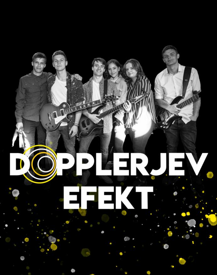 Poletna muzejska noč - Dopplerjev efekt, glasbena skupina