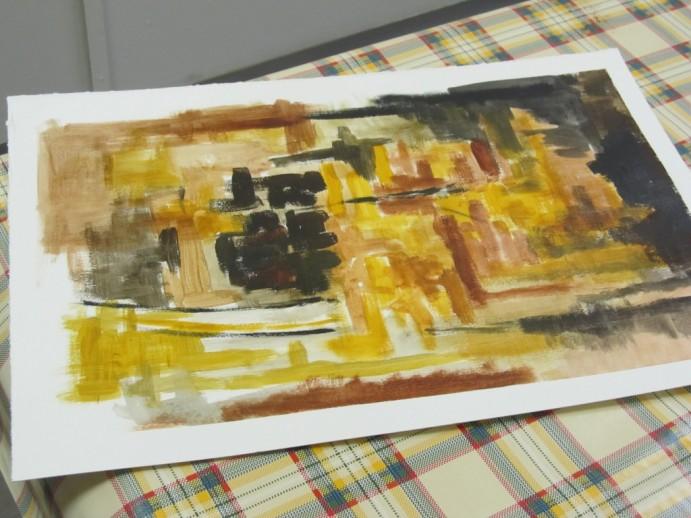 Klasične slikarske tehnologije