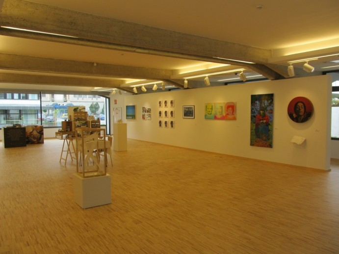 Vizualna umetnost v Šaleški in Zgornji Savinjski dolini od 1975 do 2015