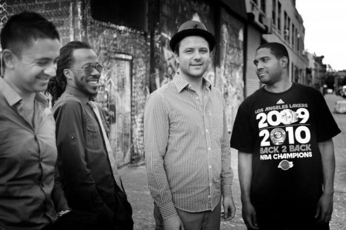 Jure Pukl Trio feat. Joe Sanders & Gregory Hutchinson in posebna gostja Melissa Aldana