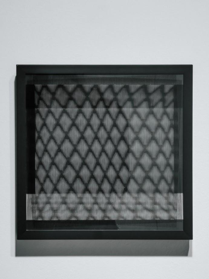 Predstavitev del razstave Konkretna umetnost