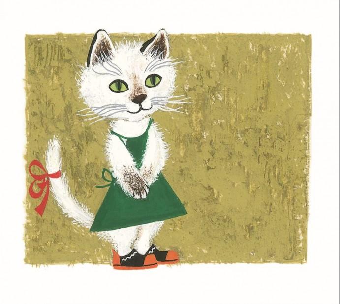 Ilustracije za velike in male otroke