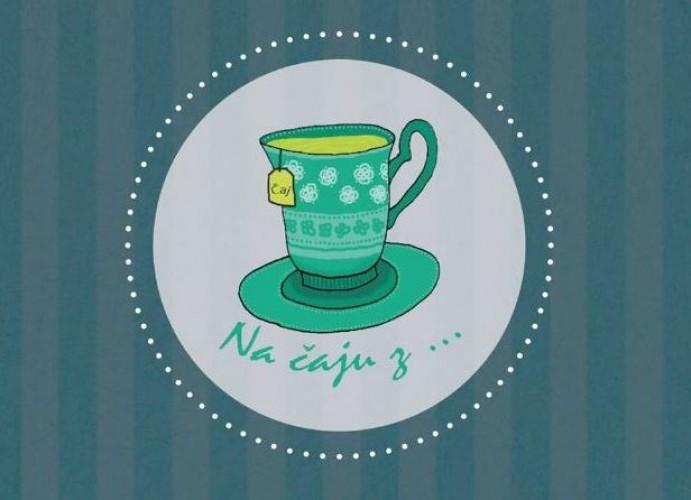 Na čaju z Iztokom Šmajsom - Munijem, avtor se predstavi