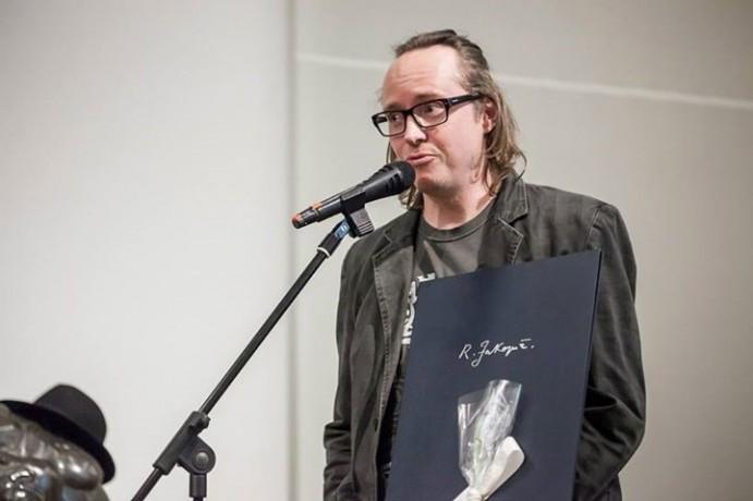 Podelitev nagrade in priznanj Riharda Jakopiča 2015