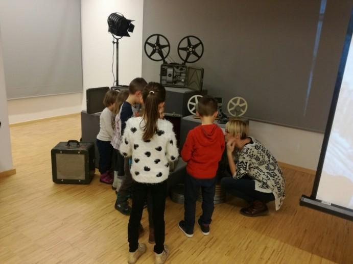 Družinska urica v Galeriji Velenje