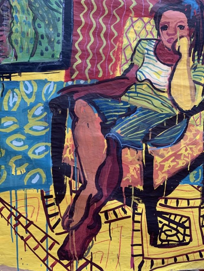 Tjaša Rener, Portreti Afrike - odprtje razstave