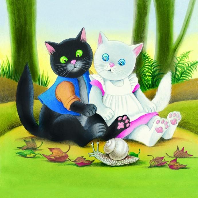 Pravljična sobota: Maček Muri