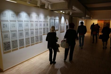 Odprtje razstave Iztoka Šmajsa - Munija