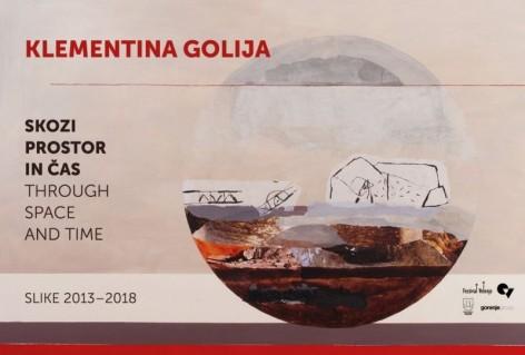 Odprtje razstave Klementine Golija