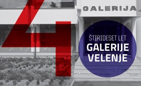 E-zbornik Štirideset let Galerije Velenje