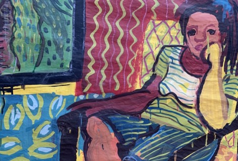 Tjaša Rener, Portreti Afrike