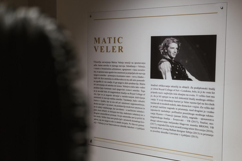 Prispevek o razstavi v oddaji VTV Magazin
