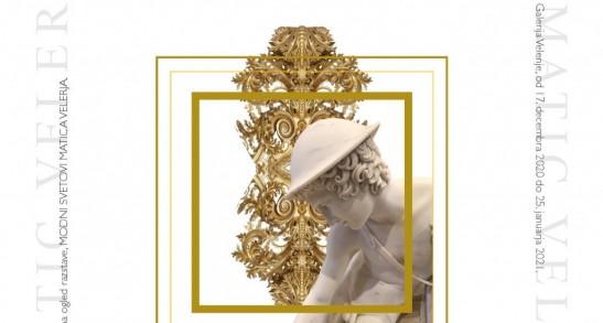 Razstava Teatralna ekspresivnost - Modni svetovi Matica Velerja